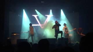 """Valor Interior """"La infeccion"""" vivo @ Groove lanzamiento DVD Juntos Movemos Montañas 05/04/14"""