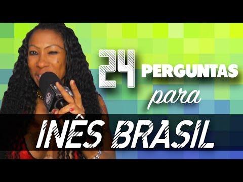 24 perguntas para: Inês Brasil - Põe na Roda