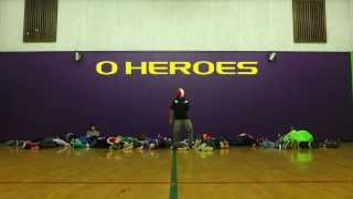 Harlem Shake O Heroes Boys and Girls Club