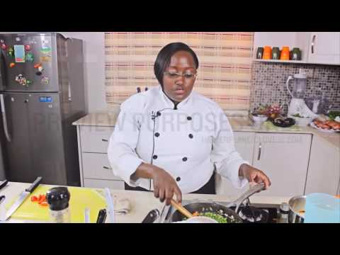 My Five Star Kitchen - Pan Seared Nile Perch
