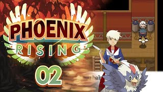 this is so cool decisions decisions pokemon phoenix rising lets play episode 02 w adrive