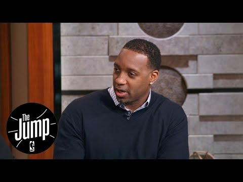 Tracy McGrady: Warriors are in perfect place to mix 'basketball and business' | The Jump | ESPN