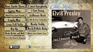 Elvis Presley - JAILHOUSE ROCK Original Full Album Complete