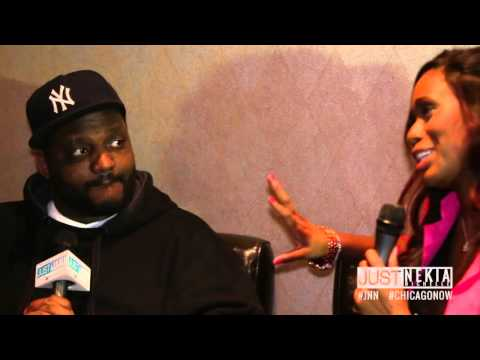 Thumbnail image for 'Backstage With Comedian Aries Spears at the Chicago Improv Comedy Club'
