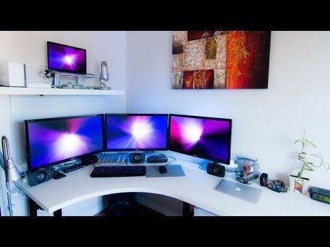 Ultimate Room V8 - College Edition - Entertainment & Work & Gaming Setup