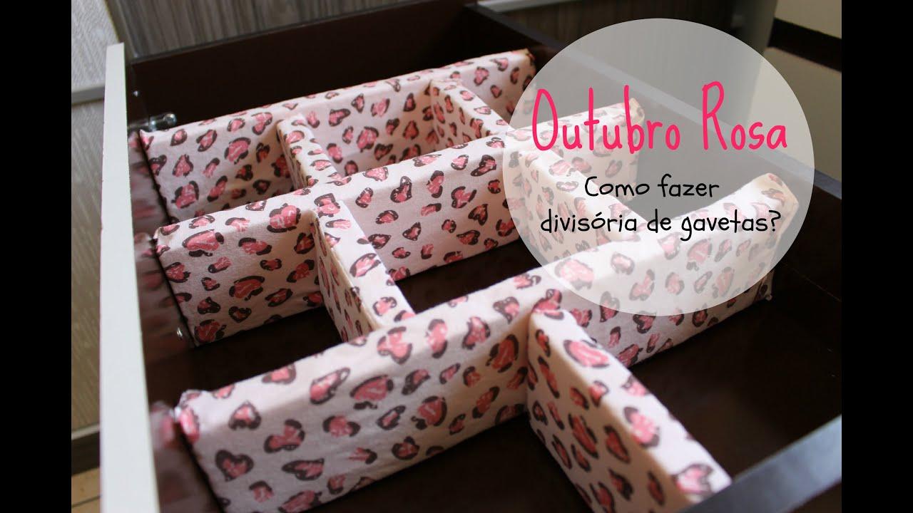 fazer divisória/repartição de gavetas Blog Beleza Rosa   #BF0C3F 3000x2000