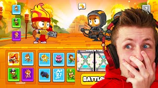 NEW Bloons TD Battles 2 Video RELEASED?! (Trailer And Updates Reaction!)