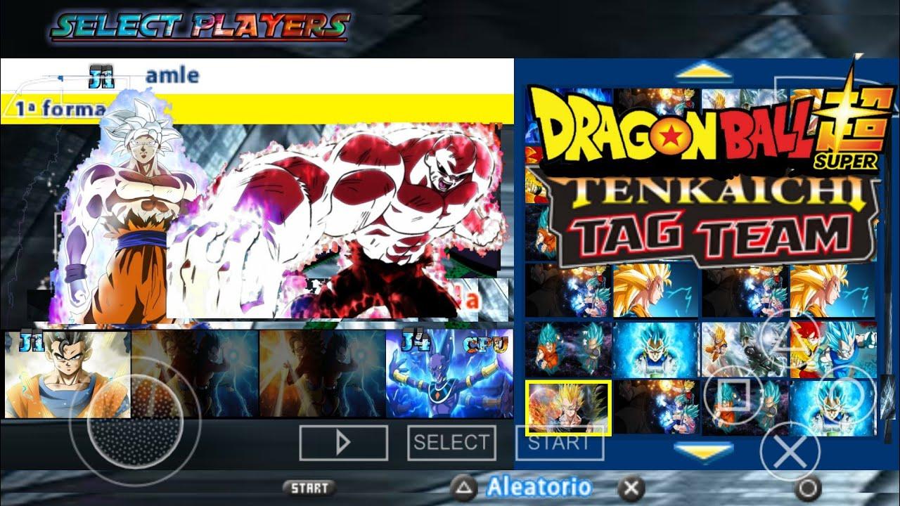 HƯỚNG DẪN TẢI GAME DRAGON BALL SUPER TENKENCHI 3 MOD V.2(JIREN FULL POWER)