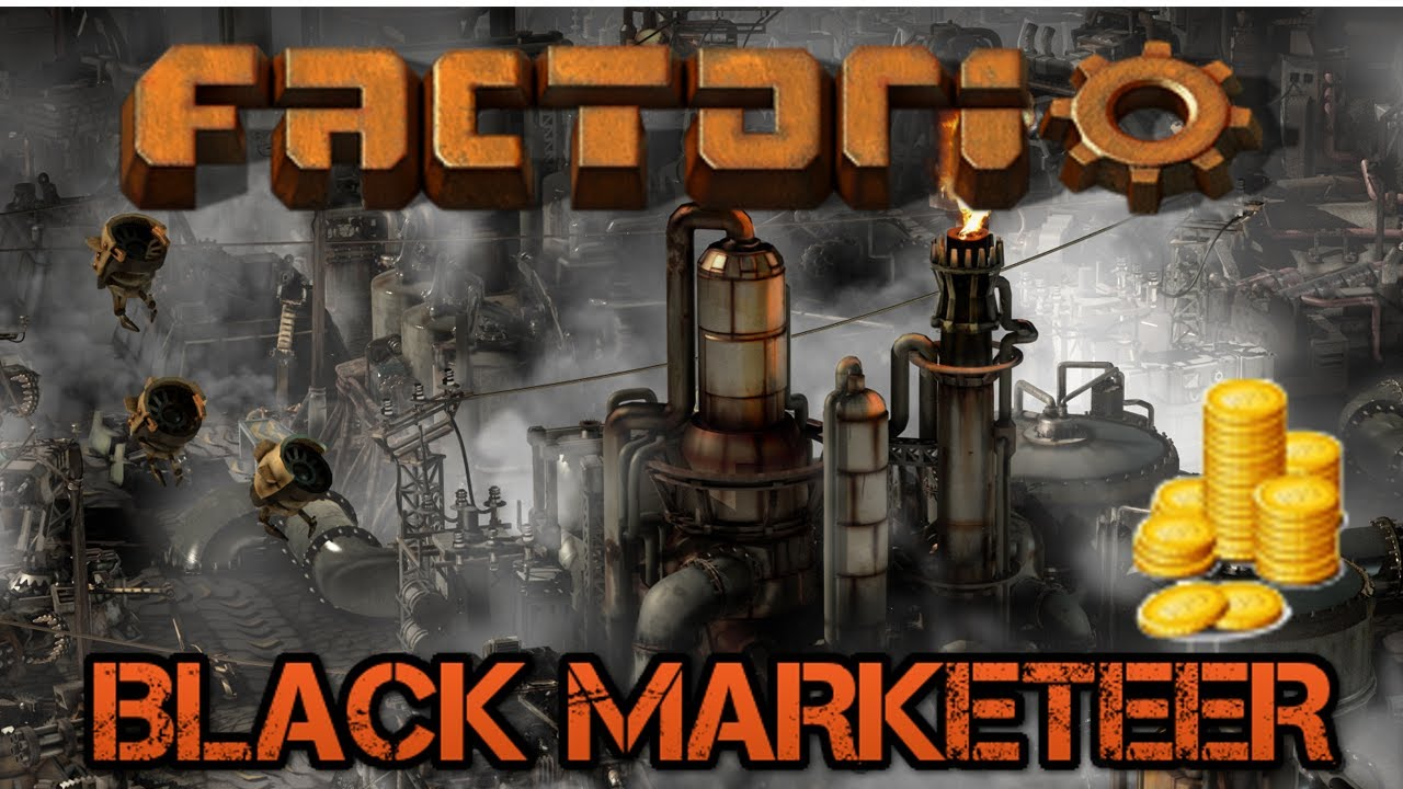 [39] High Tech Science Pack Production | The Black Marketeer   Modded  Factorio