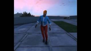 Tove Lo-Habits (stay high sabotage remix,GTA 5 online version )