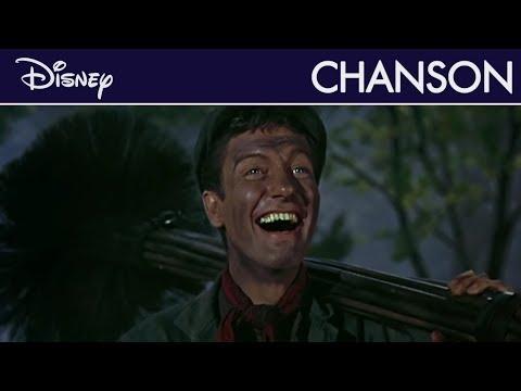 Mary Poppins - Chim Chim Cher-ee (French version)