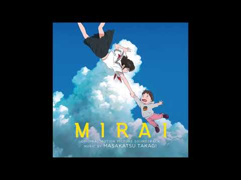 Mirai Soundtrack - Marginalia Song - Masakatsu Takagi