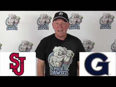 Georgetown vs St. Johns 3/11/20 Free College Basketball Pick and Prediction CBB Betting Tips