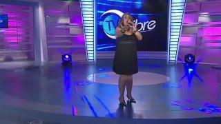 María Virginia Bas - Cantante - TV Libre