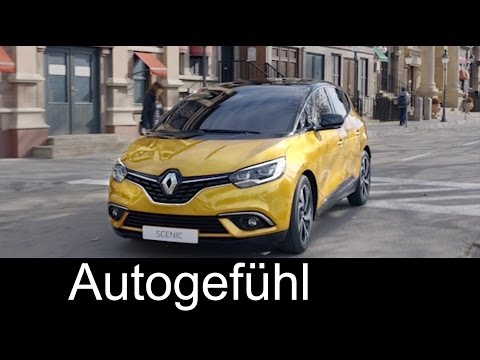 New Renault Grand Scenic Review   carwow