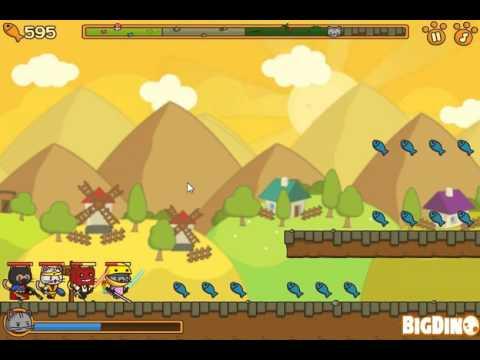 StrikeForce Kitty GamePlay #10 WHOLE GAME  
