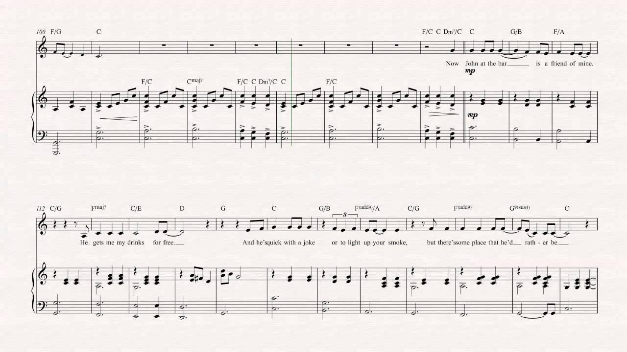 Ukulele piano man billy joel sheet music chords vocals ukulele piano man billy joel sheet music chords vocals hexwebz Gallery