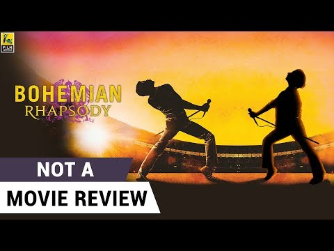 Bohemian Rhapsody | Not A Movie Review | Sucharita Tyagi | Film Companion