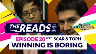 The Reads With Scar  Toph Episodes 20 Ft Scar  Toph