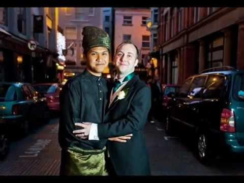 Ariff Alfian Rosli - The wedding of malaysian gay