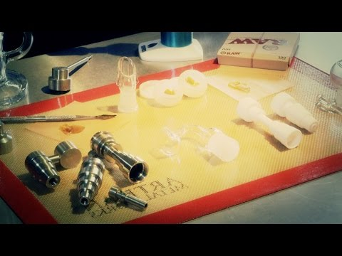 710 Tips & Tricks #4: Types of Nails for Dabbing Wax