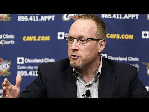 David Griffin Could Become Candidate For Knicks