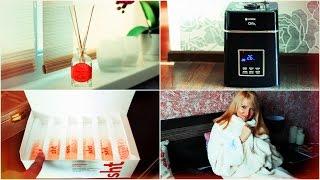 Домашний VLOG✰Увлажнитель воздуха,плед с рукавами,и другие полезные покупки для дома✰Татьяна Рева(, 2015-02-25T08:54:19.000Z)