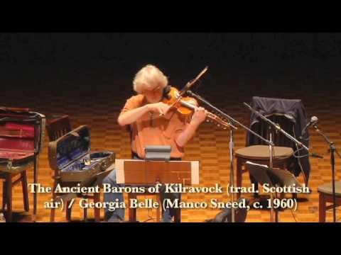 Richard Greene live @ Bridges Hall-The Ancient Barons of Kilravock/Georgia Belle