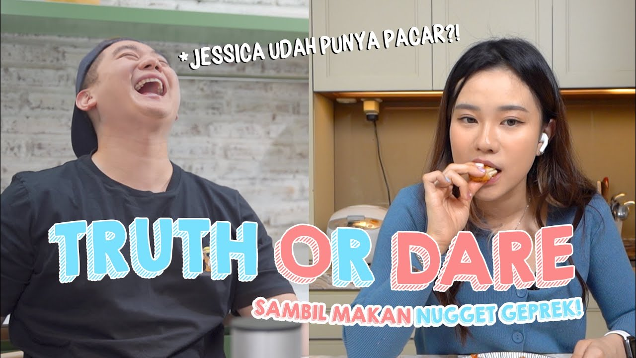 Download TRUTH OR DARE SAMBIL MAKAN NUGGET GEPREK FT CHEF ARNOLD