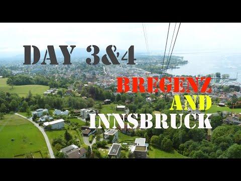 [TRAVEL] AUSTRIA-GERMANY 4 DAYS TRIP - DAY 3&4 - Bregenz and Innsbruck