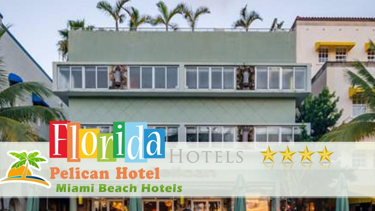 Pelican Hotel Miami Beach Hotels Florida