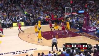 NBA Chicago Bulls vs Cleveland Cavaliers Highlights Game 2