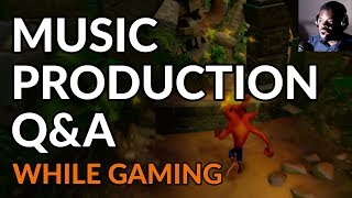 Baixar I Reply To Your Music Production Questions While Playing Some Videogames