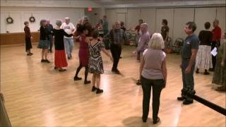 Christchurch Bells - English Country Dance with music by Hoggetowne Fancy