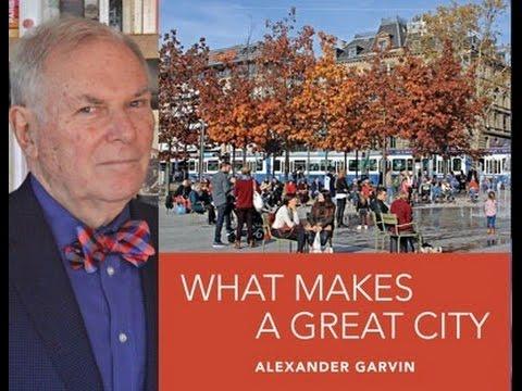 REM #139 Yale Professor Alexander Garvin: City Planning Expert