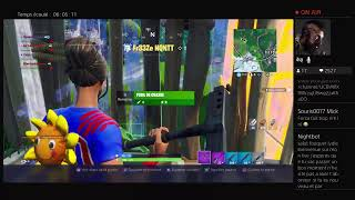 Live fortnite #partieperso #PP with my little gamer and juju #codecreaXMISS_GAMEUSE_YT