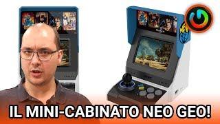 NEO GEO MINI è realtà: giochi inclusi, caratteristiche e tanto altro!