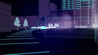 Nissan's Invisible-to-Visible technology: See around every bend