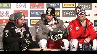 Ski-WM: Historischer Dreifachsieg mit Gold, Silber & Bronze