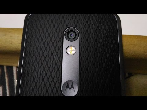 [Hindi] Moto X Play 32GB XT1562 First Impressions Review