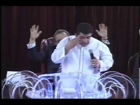 MISSIONÁRIO EZEQUIEL PIRES - NOITES DE MILAGRES AD MADUREIRA - RJ - 07 DE AGOSTO DE 2011