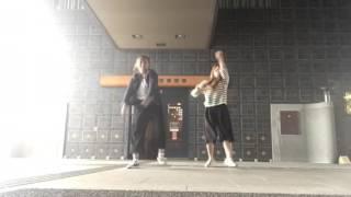 eーgirls dance with me now踊ってみた