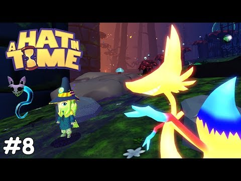 SEXUAL HARASSMENT | A HAT IN TIME #8