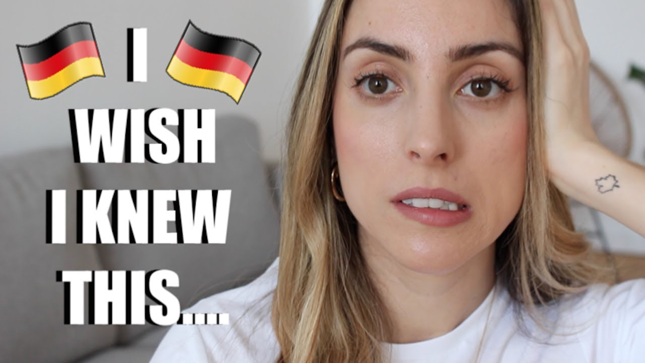 10 THINGS I WISH I KNEW BEFORE MOVING TO GERMANY