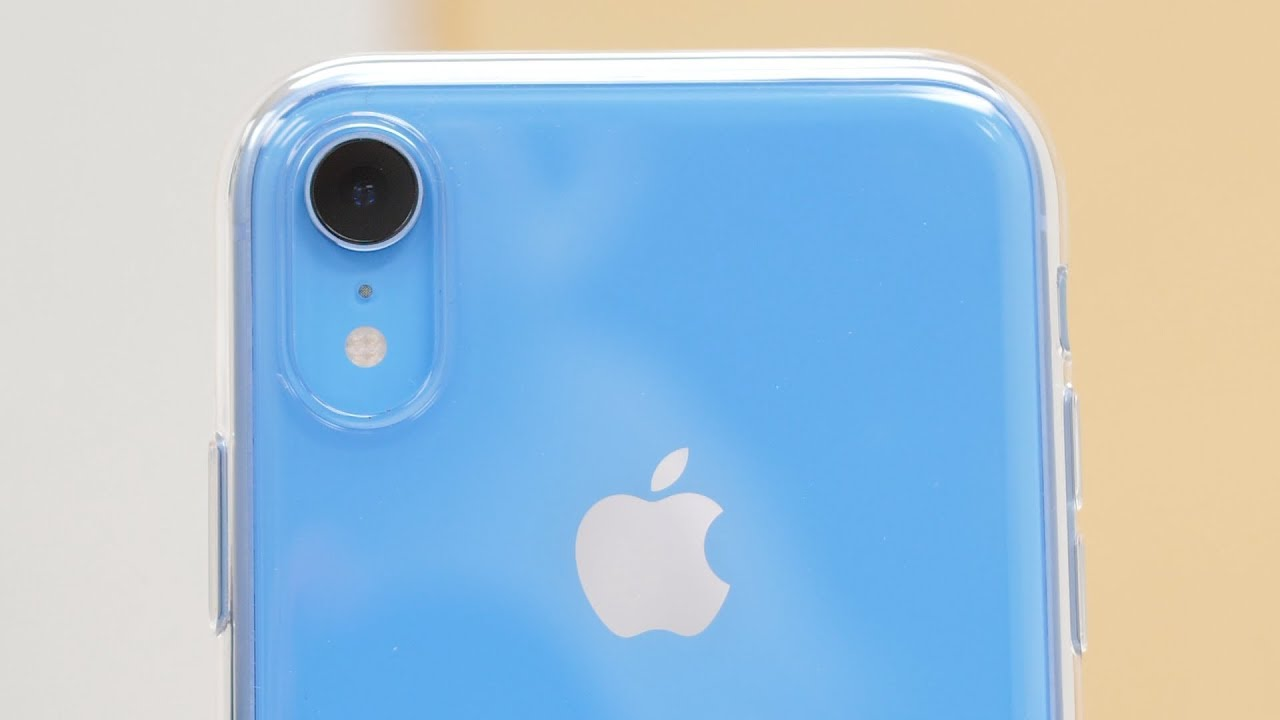 official photos 5d425 09bbf Apple's iPhone XR Clear Case Review: Don't buy it
