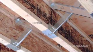 Structure Lock: I-joist And Dimensional Construction Step By Step Installation Process