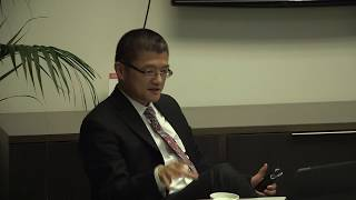 The Sichuan Earthquake and Civic Engagement in China with Bin Xu