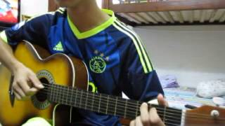 Nương tử guitar :)