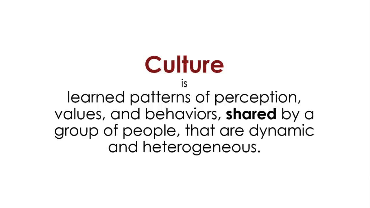 the definition of the concept of culture in counselling Cross-cultural or intercultural psychotherapy c h patterson  controlling methods, involving the definition of the problem by the counselor and the imposing  implications pervades the literature of cross-cultural counseling or psychotherapy but there is.