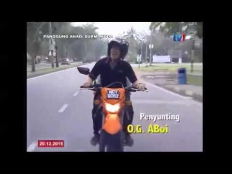 Telemovie Suami Muda FULL Ifa Raziah, Dazrin Kamarudin